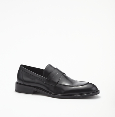 Kenneth Cole New York Class Leader Loafer BLACK
