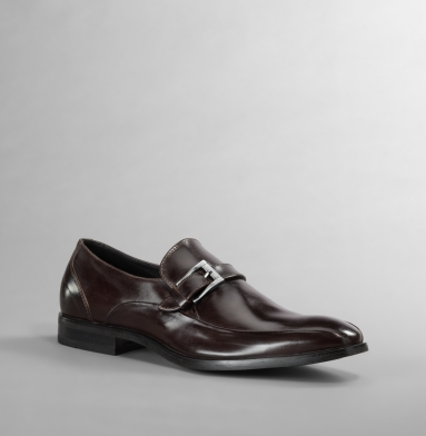 Kenneth Cole New York Business Class Loafer BROWN