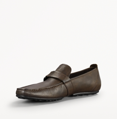 Kenneth Cole New York Next Wave Loafer CHOCOLATE
