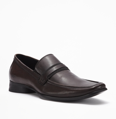 Kenneth Cole Reaction Note Keeper Loafer BROWN