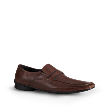 Kenneth Cole Reaction Over EZ Loafer COGNAC