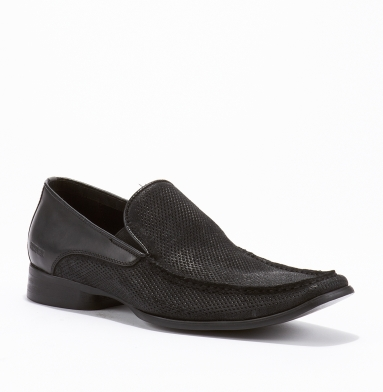 Kenneth Cole Reaction Note Worthy Loafer BLACK