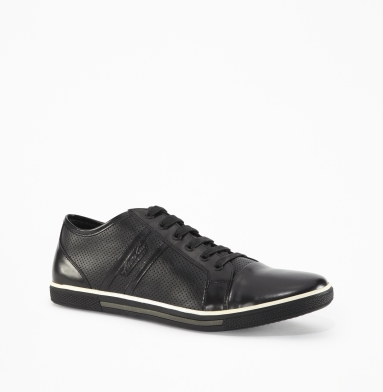 Kenneth Cole New York Down N Up Sneaker BLACK