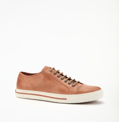 Kenneth Cole New York On The Double Sneaker ORANGE