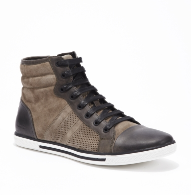 Kenneth Cole New York Base Down Low Sneaker GREY