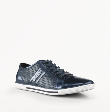 Kenneth Cole New York Down N Up Sneaker NAVY