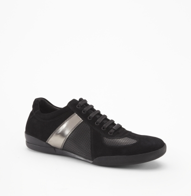 Kenneth Cole New York Go With Me Sneaker BLACK
