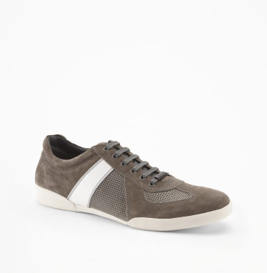 Kenneth Cole New York Go With Me Sneaker GREY