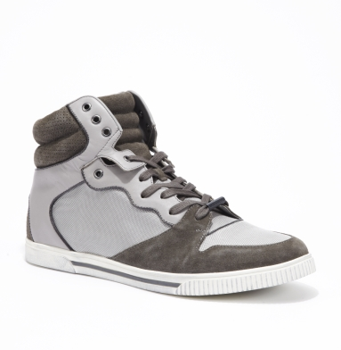 Kenneth Cole Reaction Jump The Fence Sneaker GREY