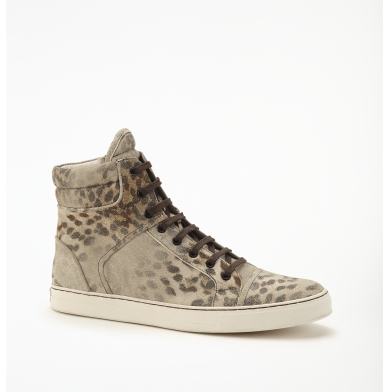Kenneth Cole New York Double Header Sneaker CHEETAH