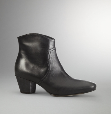 Kenneth Cole Collection Short Ride Bootie BLACK