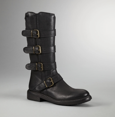 Kenneth Cole New York Law-Less Boot BLACK