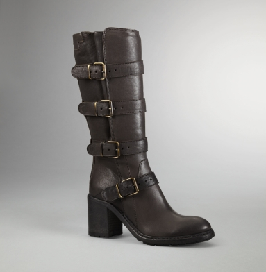 Kenneth Cole New York Point Taken Boot BLACK