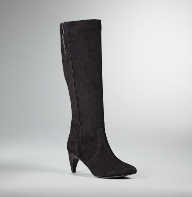 Kenneth Cole New York Glass Act Boot BLACK