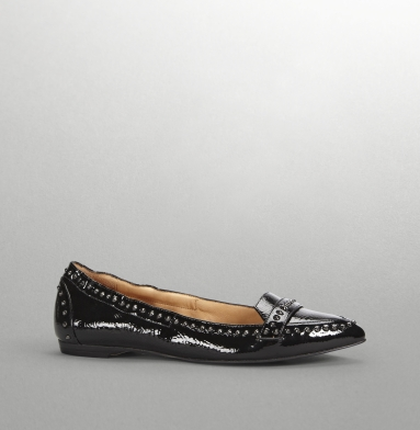 Kenneth Cole New York Last Chance Flat BLACK