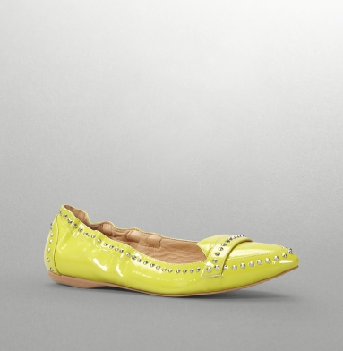 Kenneth Cole New York Last Chance Flat CITRON