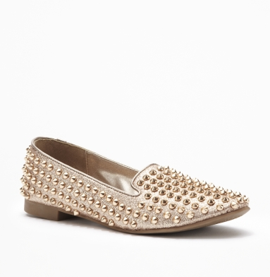 Kenneth Cole Reaction Lay Low Flat ROSE GOLD