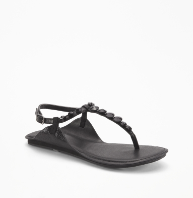 Kenneth Cole Reaction Dear Tee Sandal BLACK