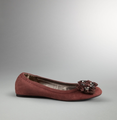 Kenneth Cole Reaction Day Light Flat OXBLOOD