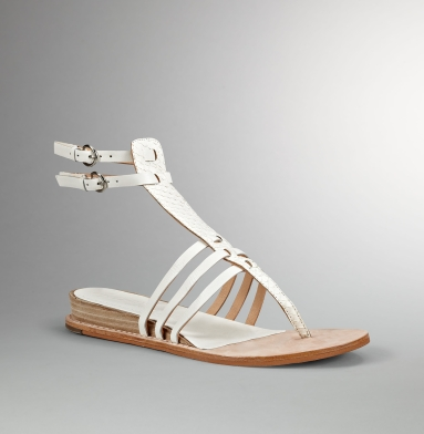 Kenneth Cole New York Summer Bloom Sandal OFF WHITE