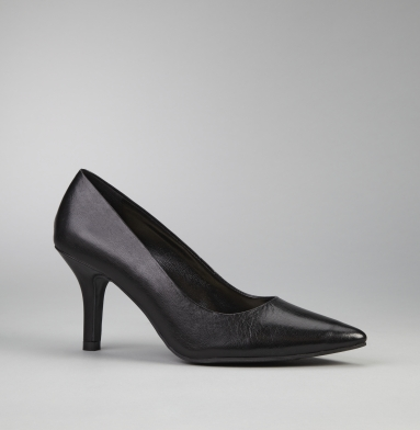 Kenneth Cole Reaction Quick Snap Pump BLACK