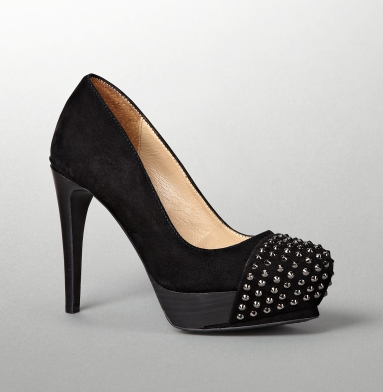 Kenneth Cole Collection Fox Trot Pump BLACK