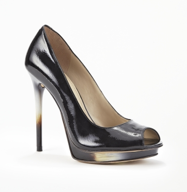 Kenneth Cole New York Not A Test Heel BLACK
