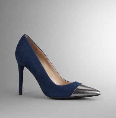 Kenneth Cole New York Bon-Ita Pump NAVY/MULTI