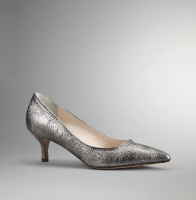 Kenneth Cole New York Mirror Me Pump SILVER