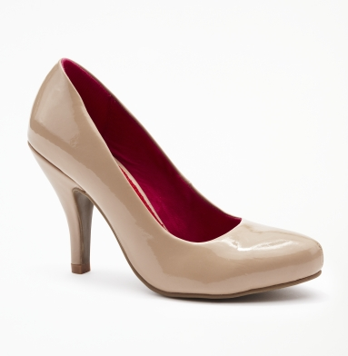 Kenneth Cole Reaction Tiki Time Pump NUDE