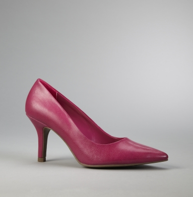 Kenneth Cole Reaction Quick Snap Pump FUCHSIA