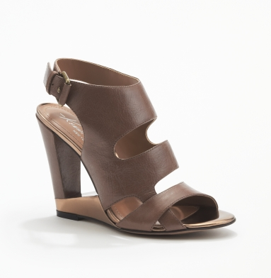 Kenneth Cole New York Night Vision Sandal TAN