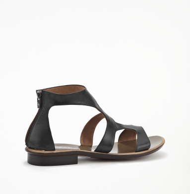 Kenneth Cole New York Diamond Forever Sandal BLACK