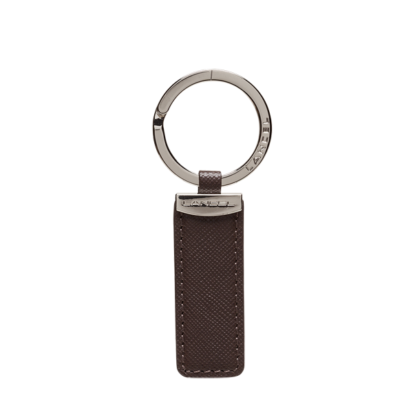 Lancel Key Ring SMOKY GREY
