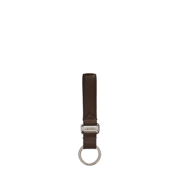 Lancel Key Ring TOPAZ