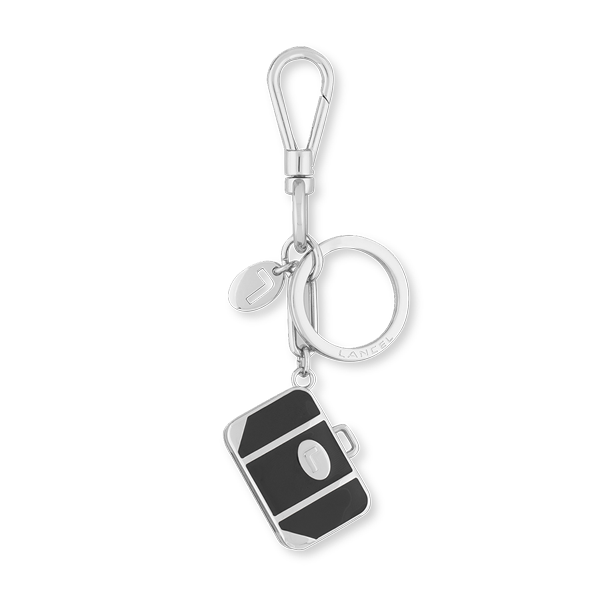 Lancel Keyrings BLACK
