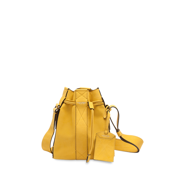 Lancel Neo Elsa  Small bucket bag TOURMALINE