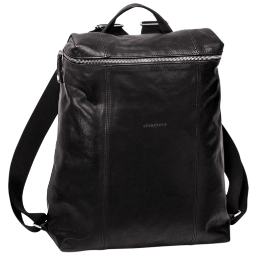 Longchamp Parisis Backpack Black