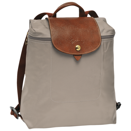 Longchamp Le Pliage Backpack Clay