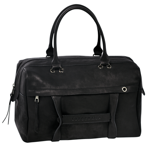 Longchamp 3D Duffel bag Black