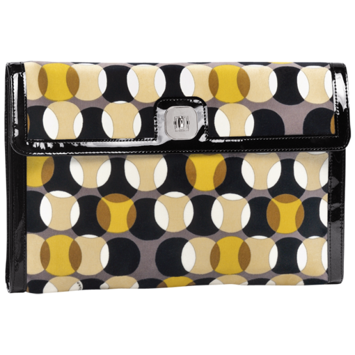 Longchamp Pois Clutch bag Cumin