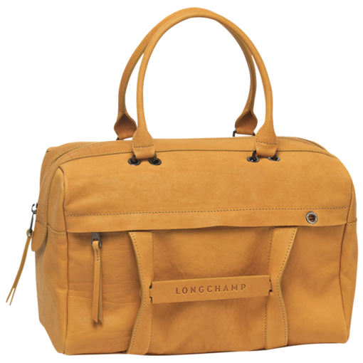 Longchamp 3D Duffel bag Honey