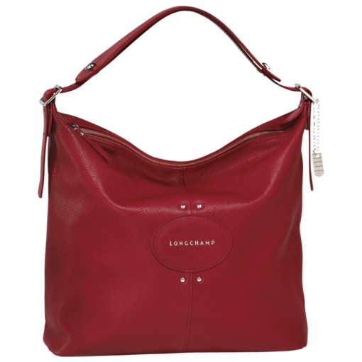 Longchamp Quadri Hobo bag Carmine