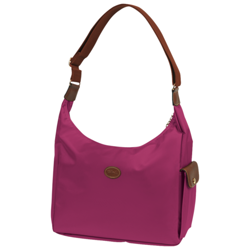 Longchamp Le Pliage Hobo bag Fuchsia