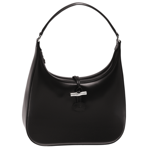 Longchamp Roseau Hobo bag Black