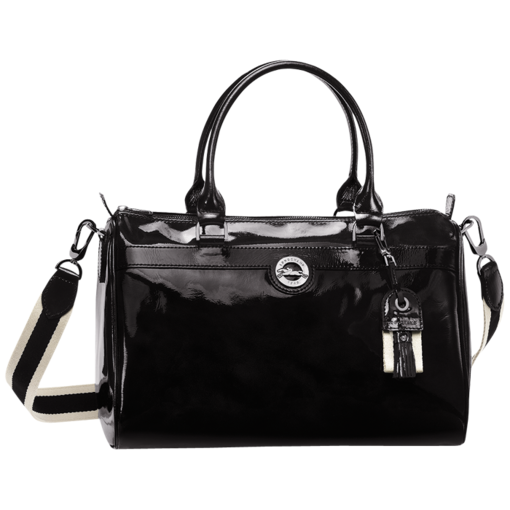 Longchamp Au Sultan Verni Duffel bag Black