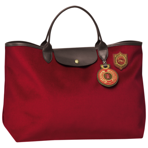 Longchamp Funtaisy Tote bag Carmine