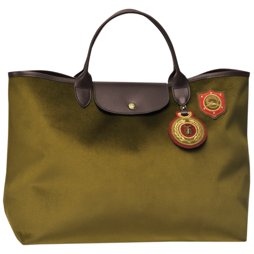 Longchamp Funtaisy Tote bag Khaki