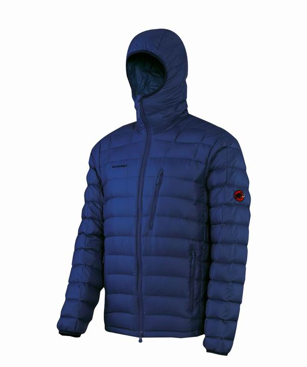 Mammut Men Broad Peak Hoody Jacket ensign