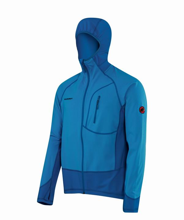 Mammut Men Kala Patar Tech Jacket imperial-dark merlin